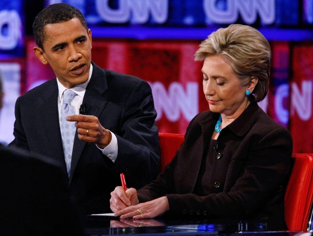 Democratic presidential candidates debate