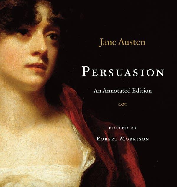 """""""Persuasion"""" book cover"""