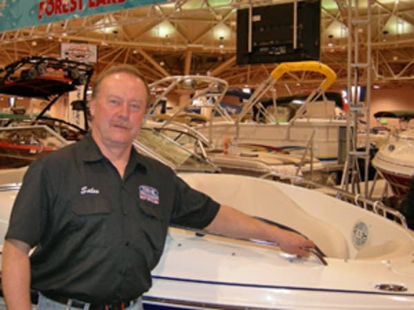Kent Anderson, owner of Tri-K Sports