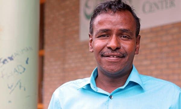 Abdirizak Bihi, of the Somali American Task Force