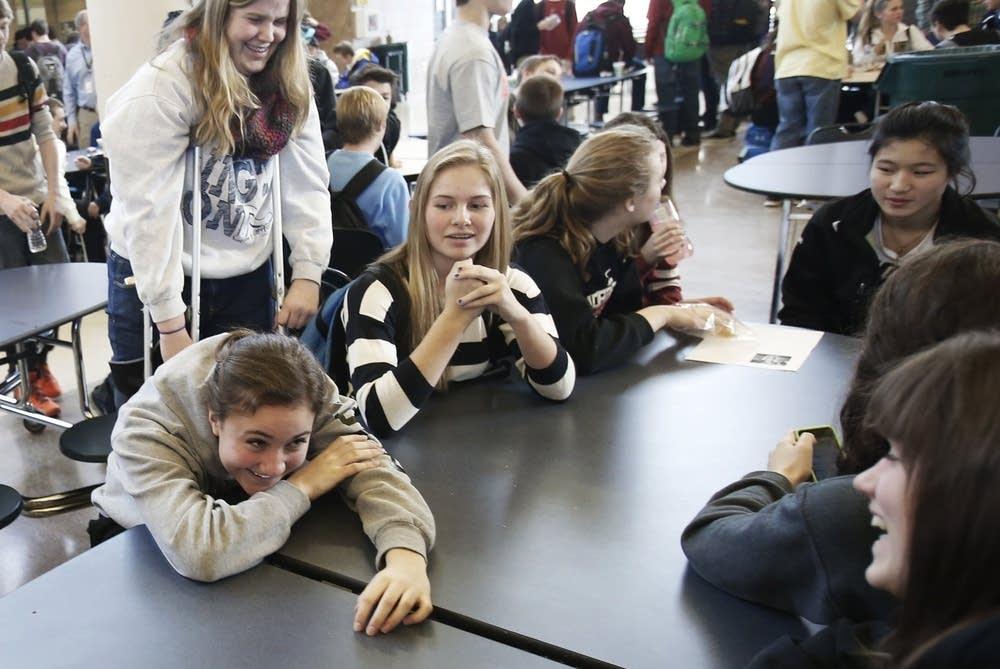 Barrington afterschool homework club