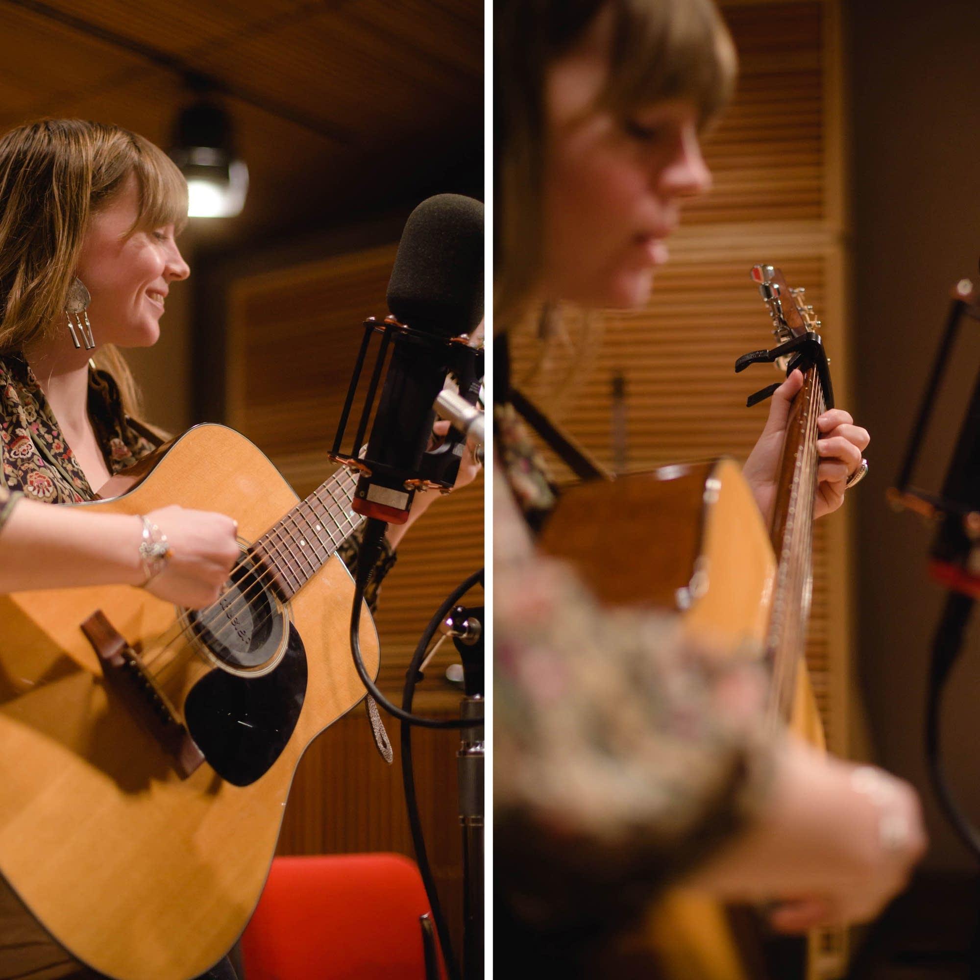 Courtney Marie Andrews on Radio Heartland