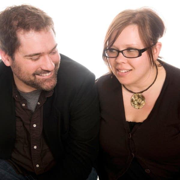 Steve Seel and Jill Riley