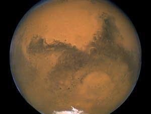 Mars opposition