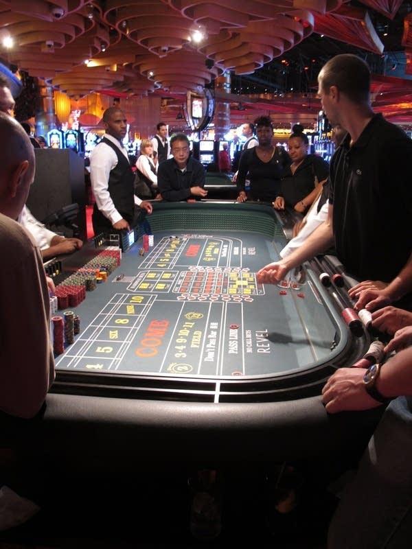 Gambling opposition
