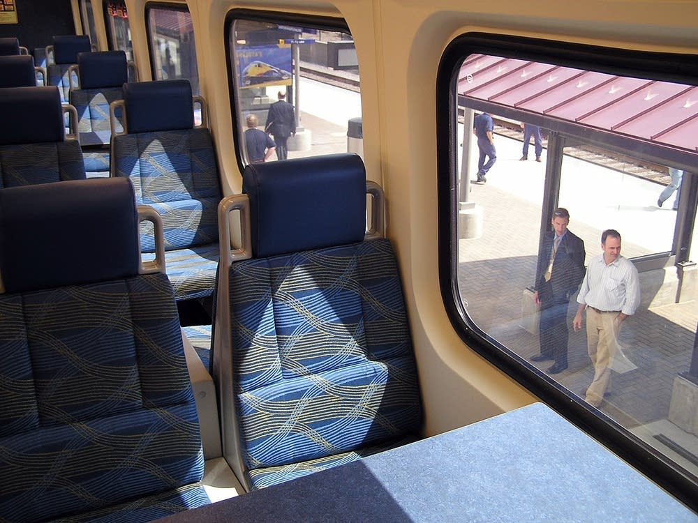 Northstar interior view