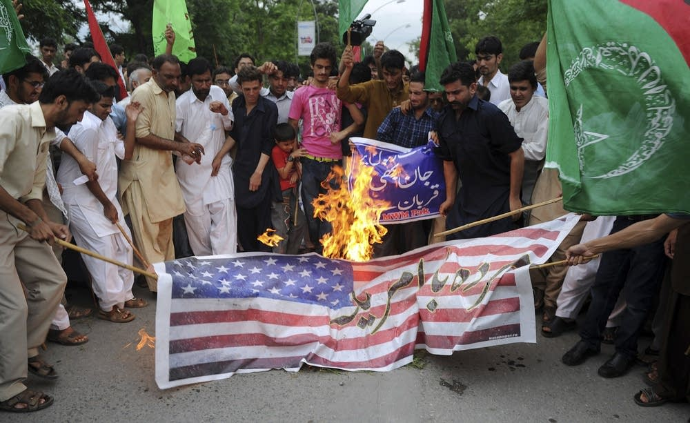 Pakistani unrest