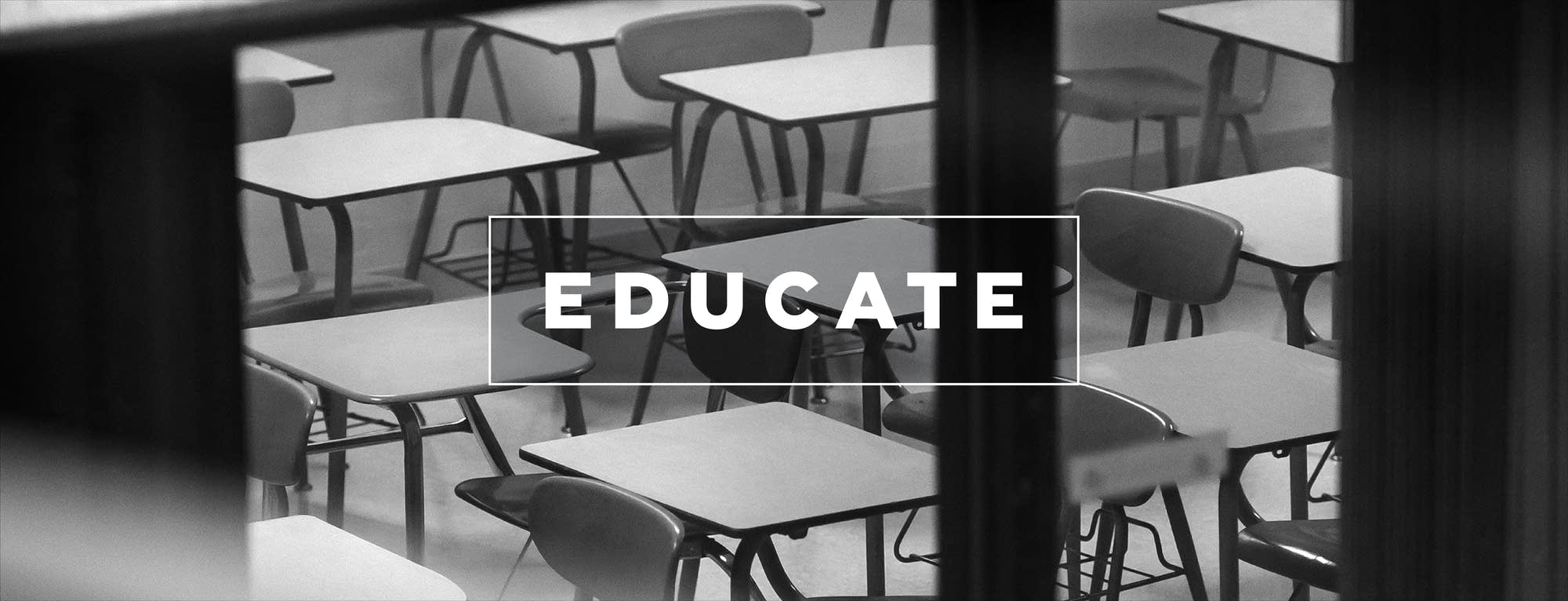 The Educate podcast, from APM Reports