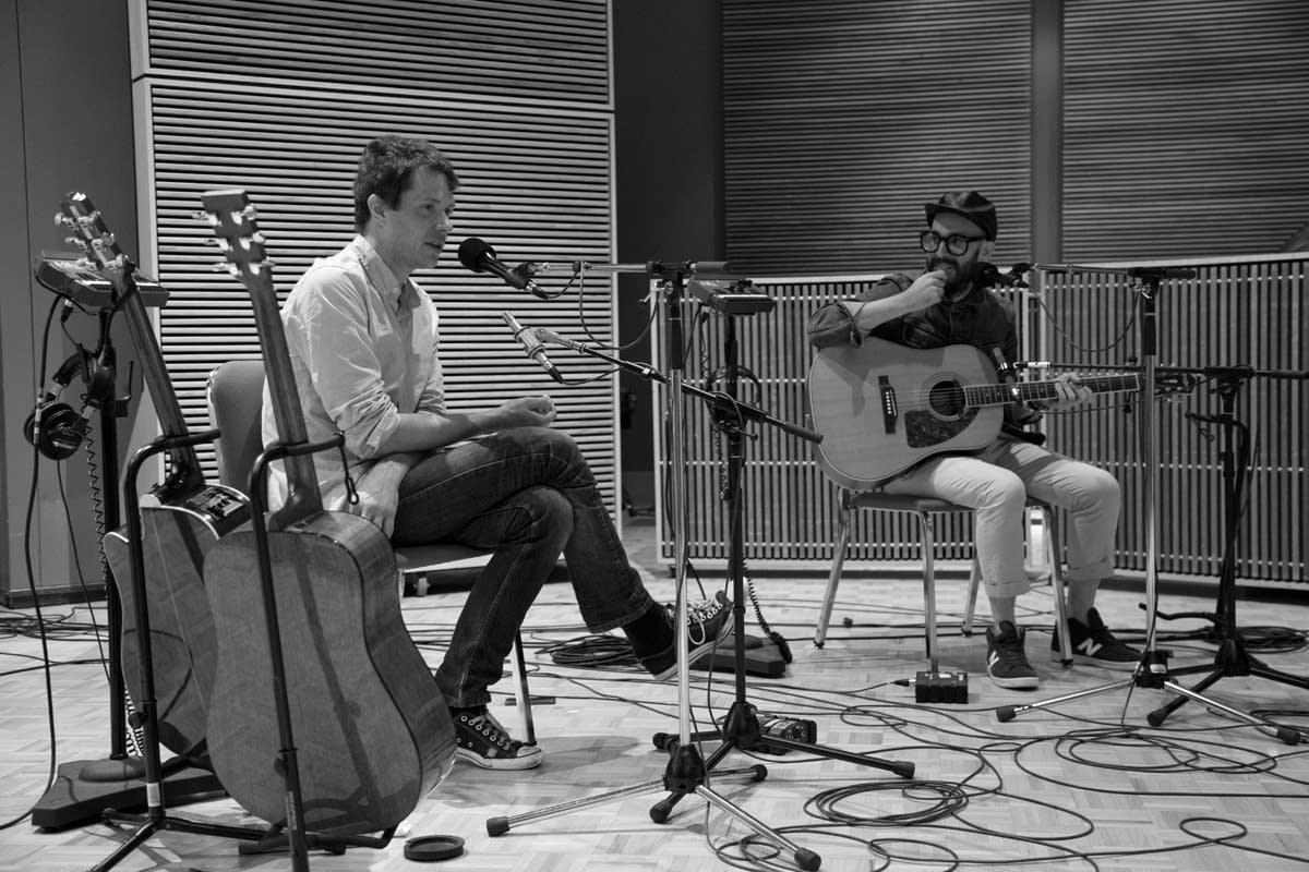 OK Go, Tim Nordwind, Damian Kulash