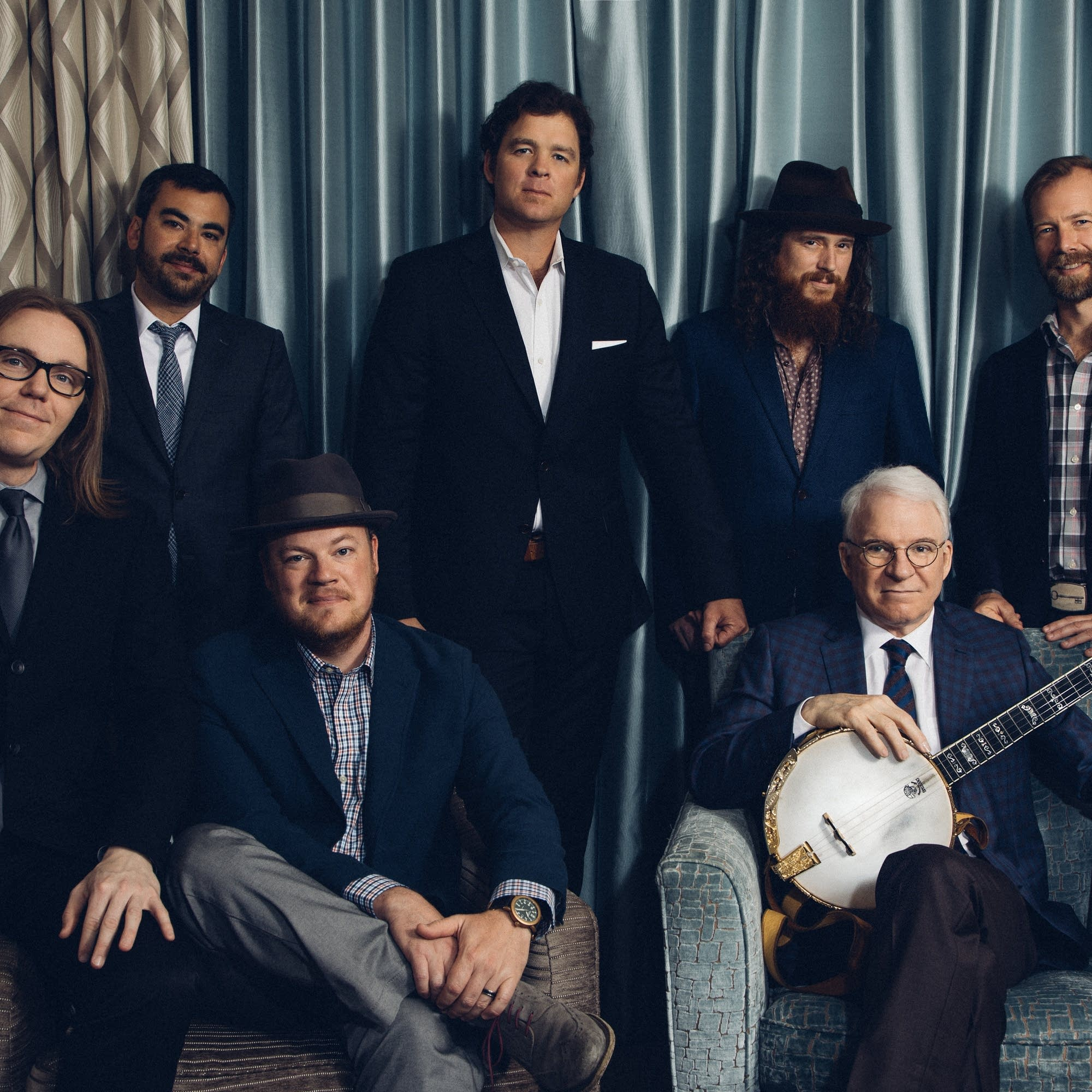 Steve Martin and Steep Canyon Rangers