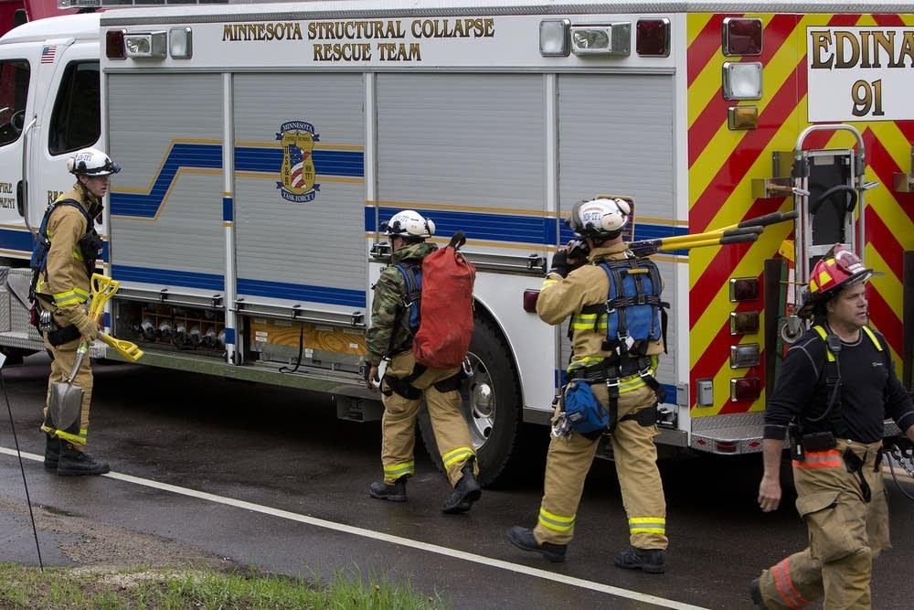 Response crew