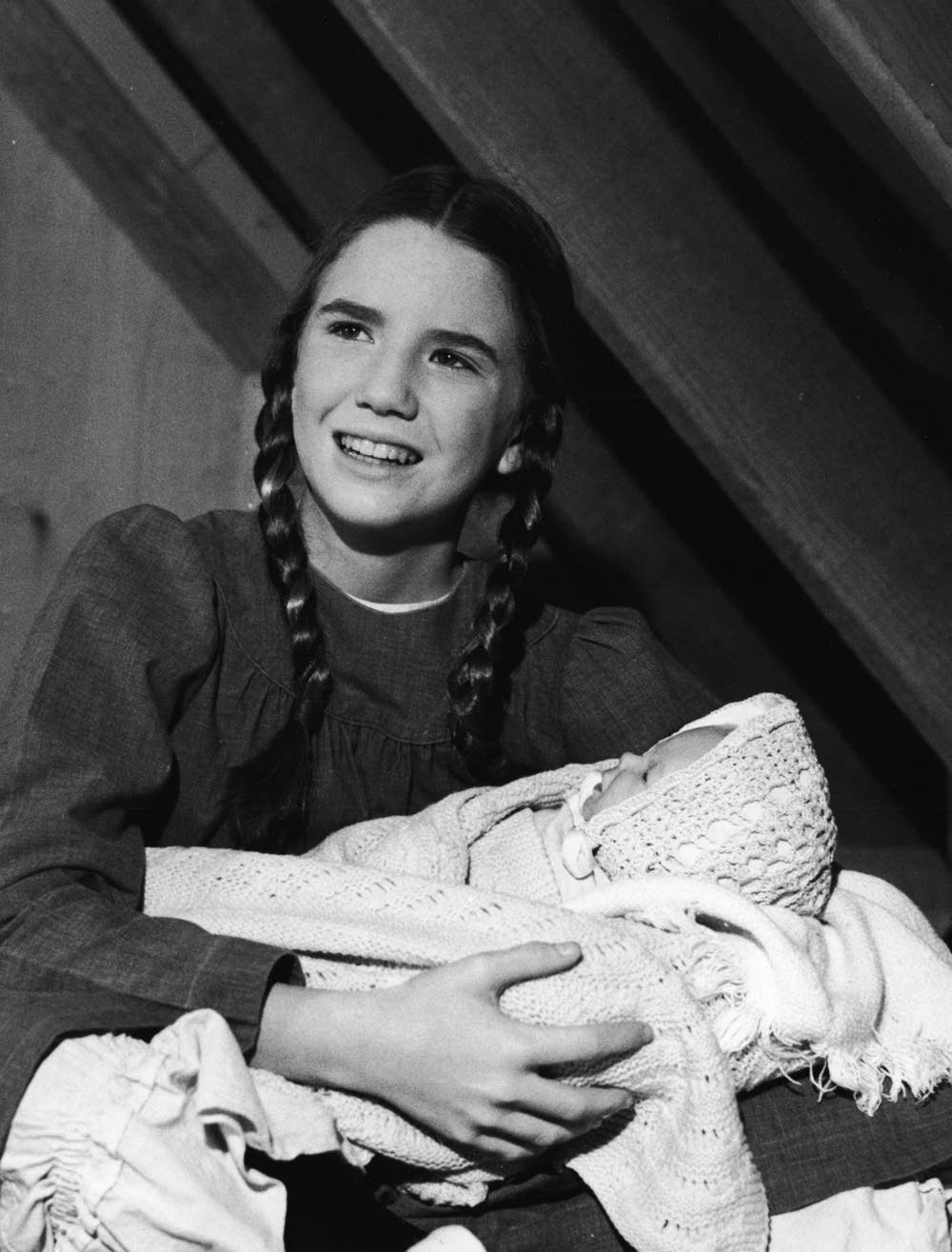 Melissa Gilbert In 'Little House on the Prairie'