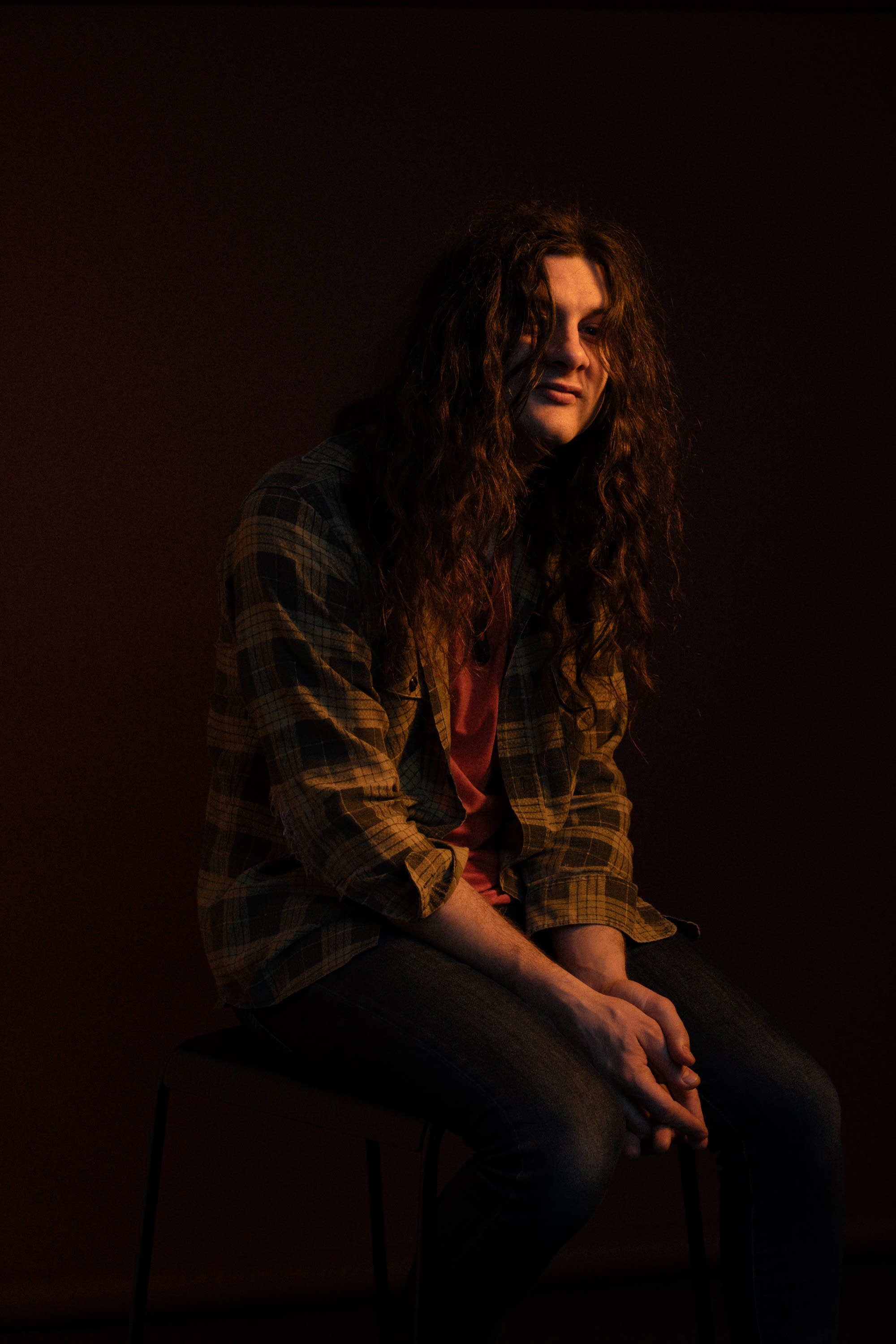 Kurt Vile portrait at The Current