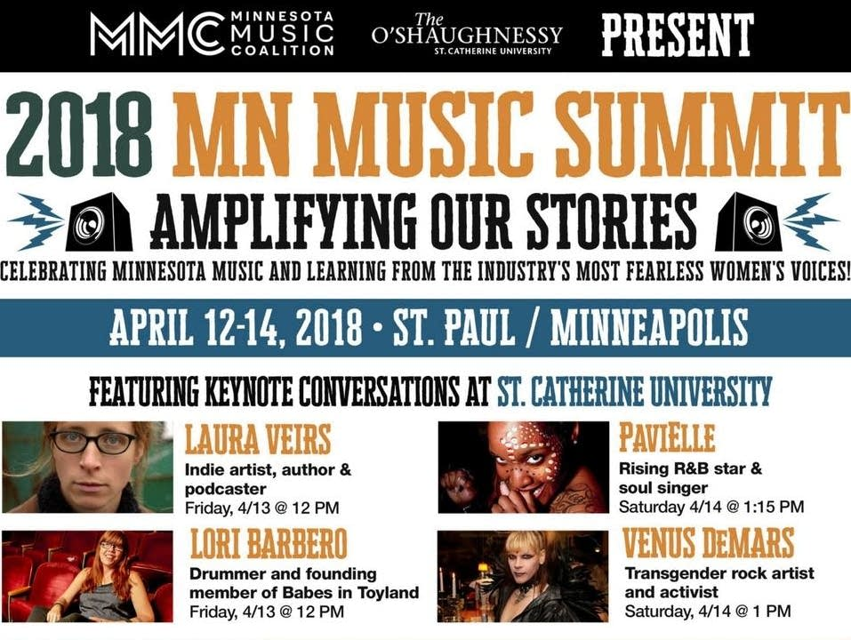 Music Coalition 2018 Summit