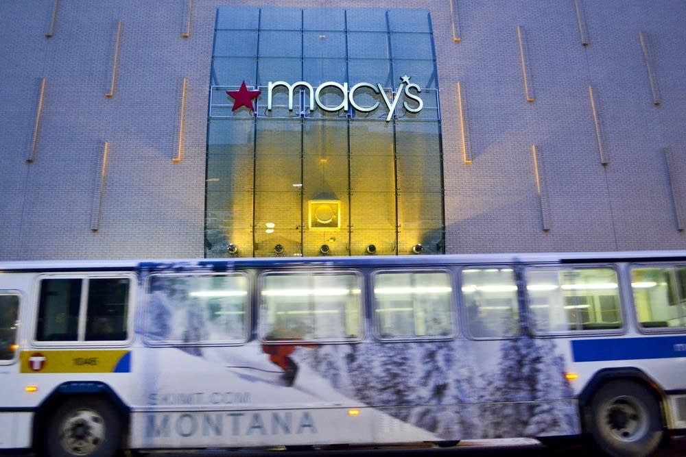 Macy's, downtown St. Paul