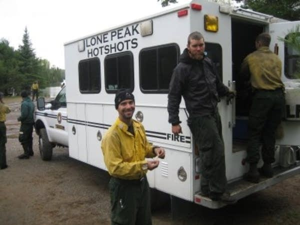 Lone Peak Hot Shots