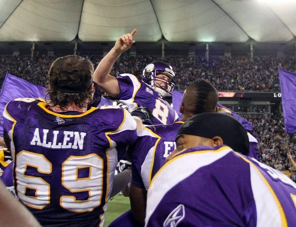 Vikings win