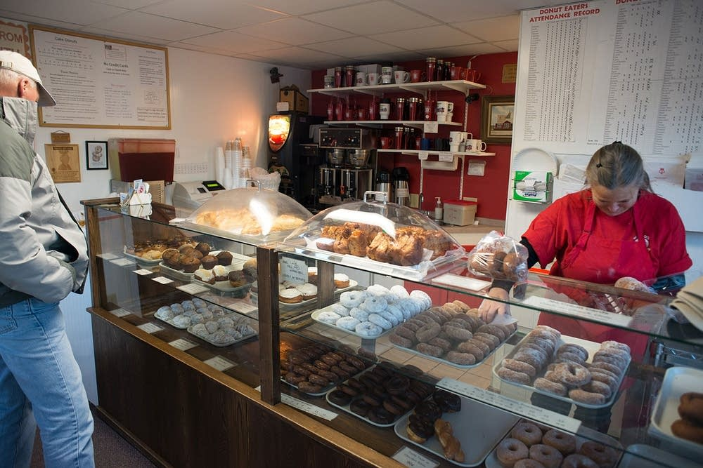 Doughnuts for sale