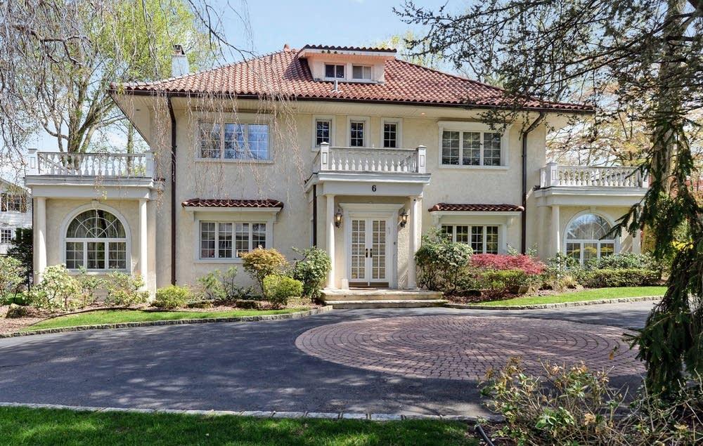 Former home of F. Scott Fitzgerald