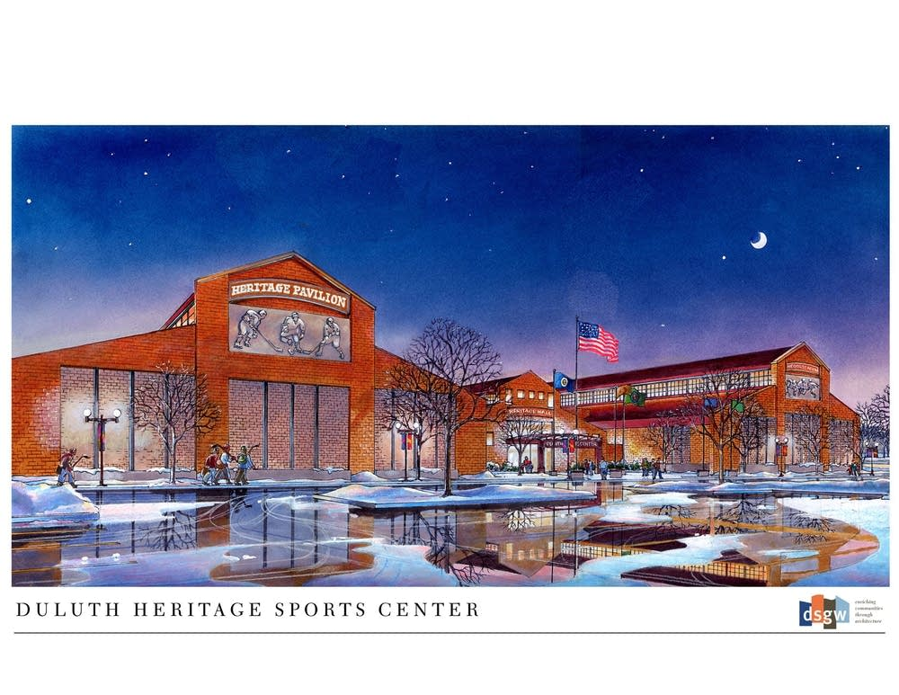 Duluth Heritage Sports Center