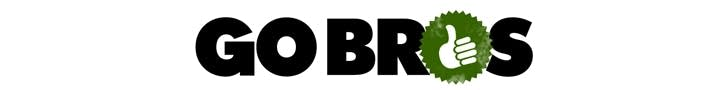 GoBros logo
