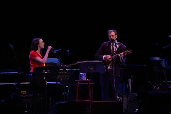 Sarah Jarosz & Chris Thile