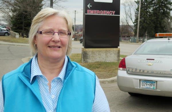 Emergency room nurse Joann Miklovich