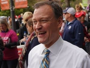 Gubernatorial candidate Jeff Johnson
