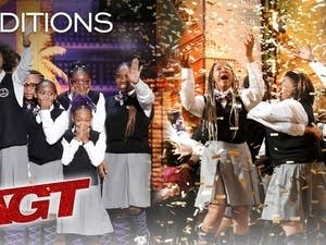 Detroit Youth Choir on America's Got Talent