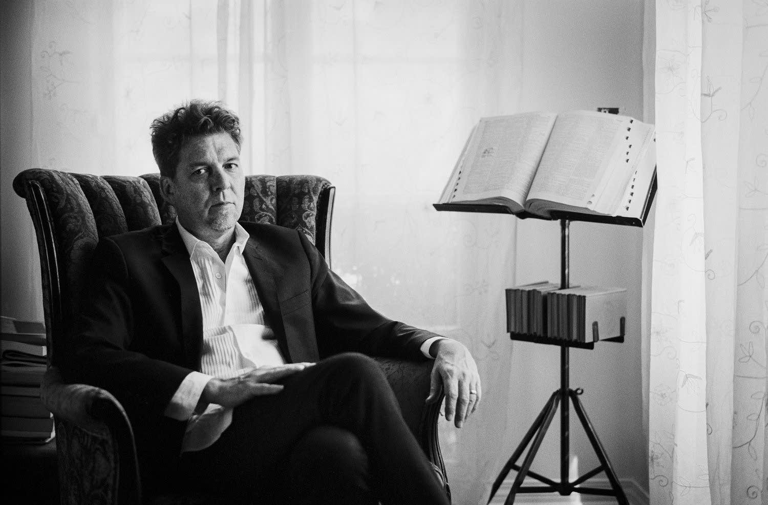 Singer-songwriter and producer Joe Henry
