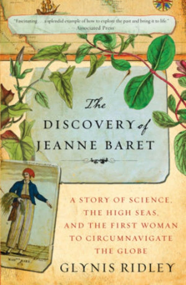 """""""The Discovery of Jeanne Baret"""" by Glynis Ridley"""