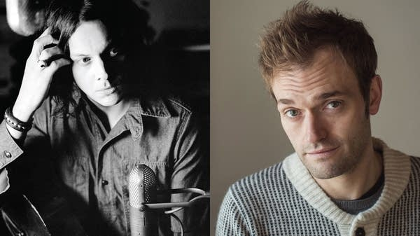 Jack White and Chris Thile