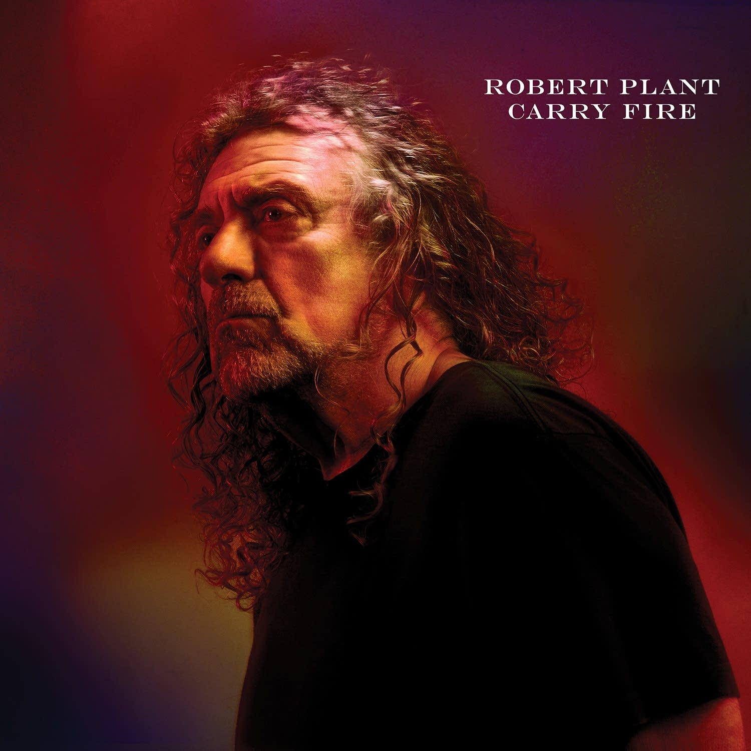 Robert Plant, 'Carry Fire'