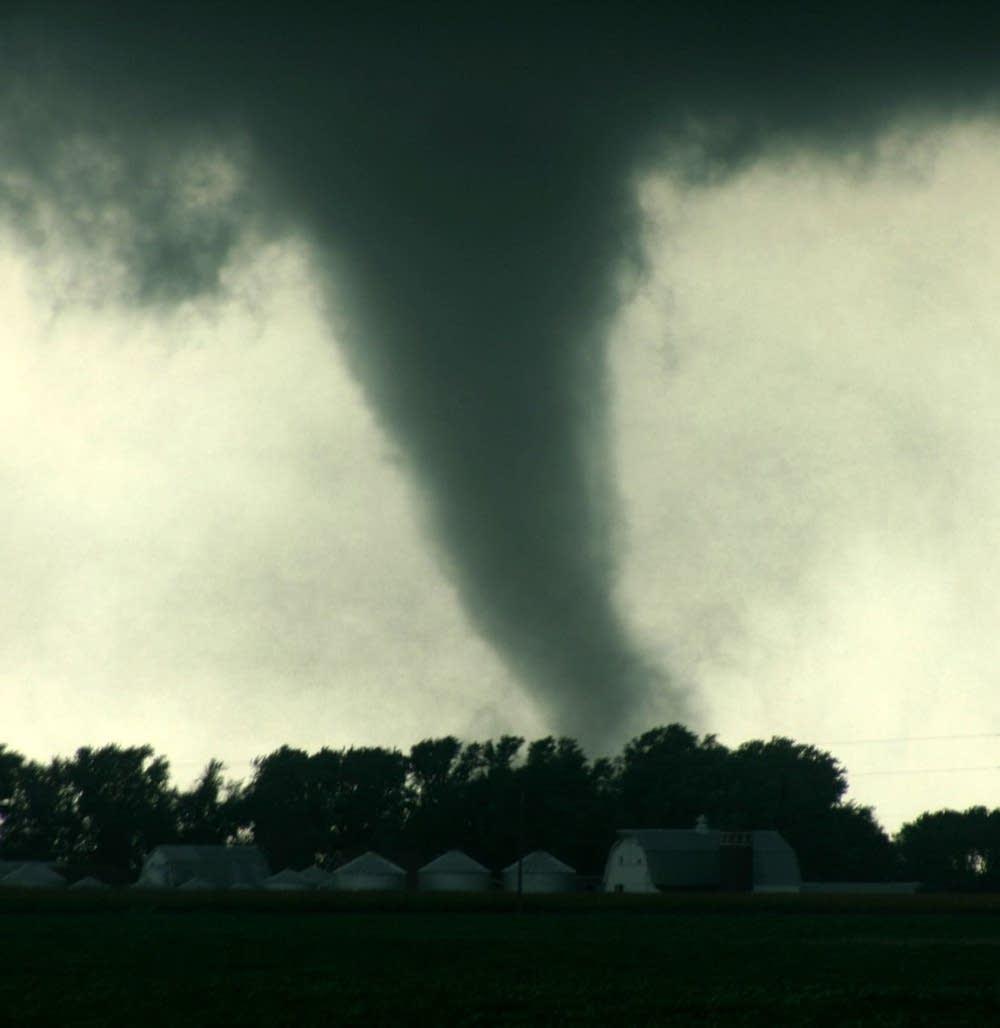 Tornado, August 24, 2006