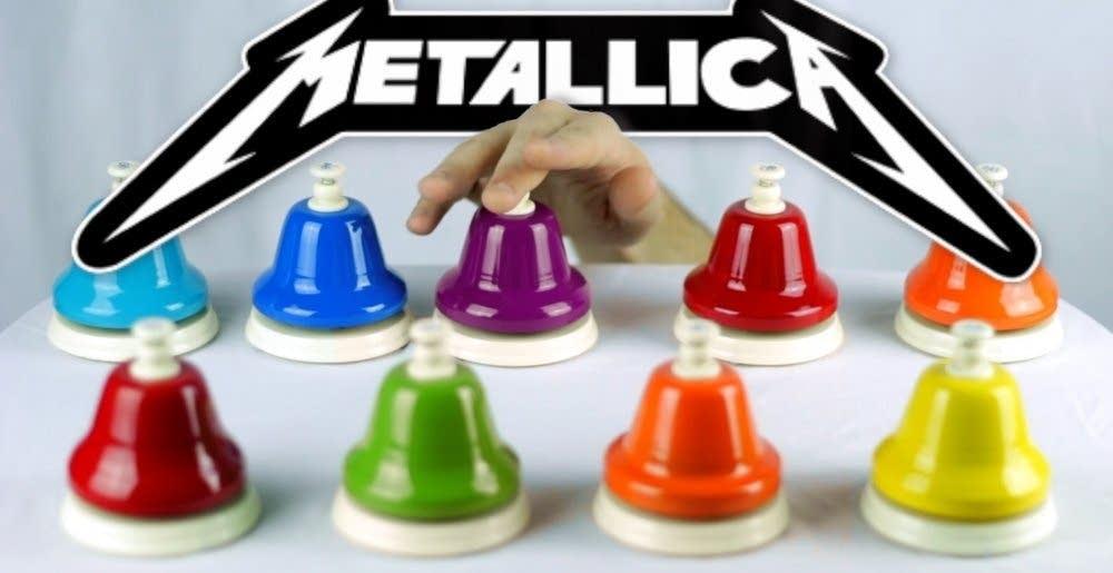 Metallica on bells