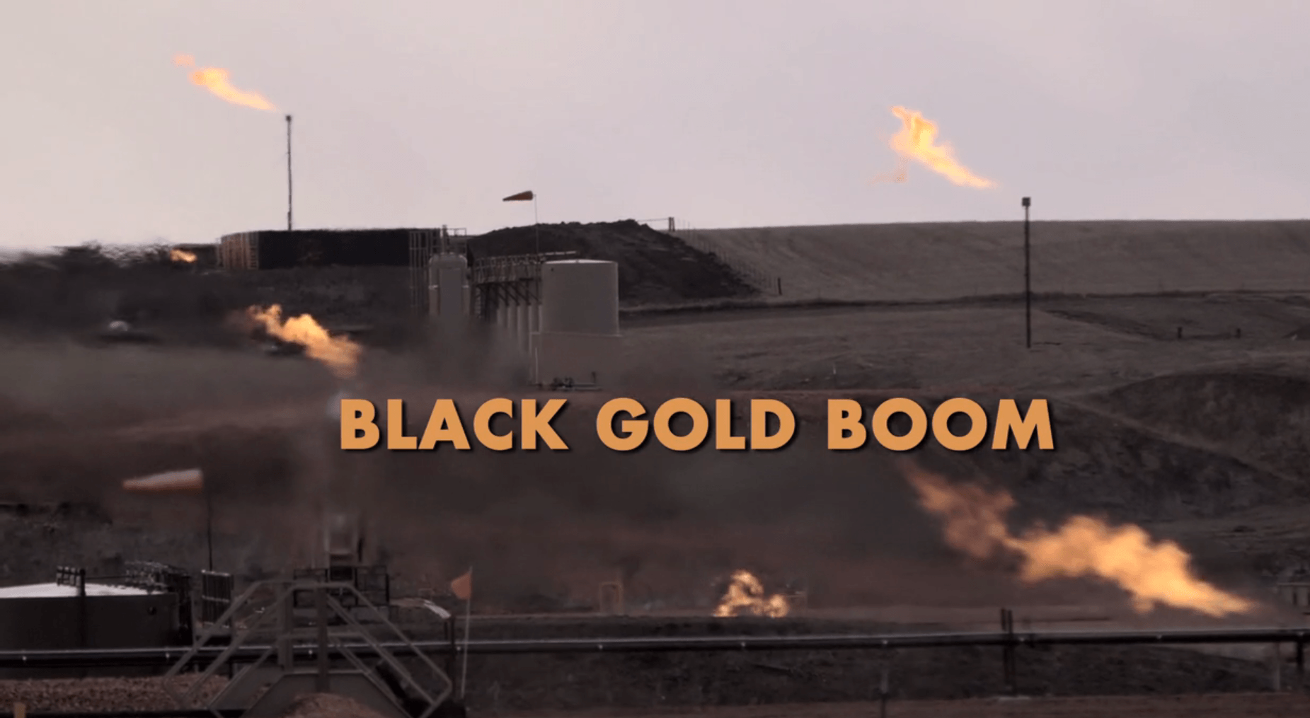 The 'Black Gold Boom' documentary