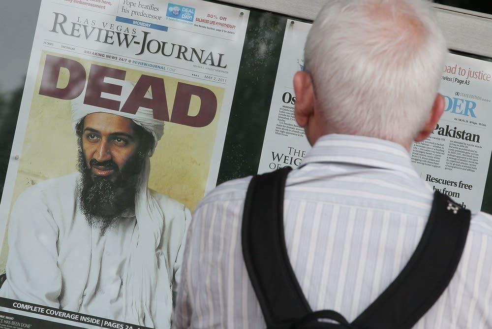 U.S. Reacts To Death Of Osama Bin Laden