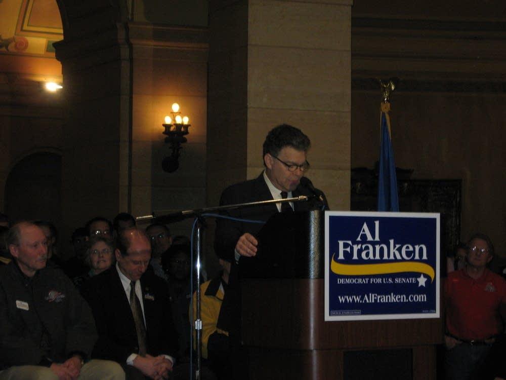 Al Franken speech