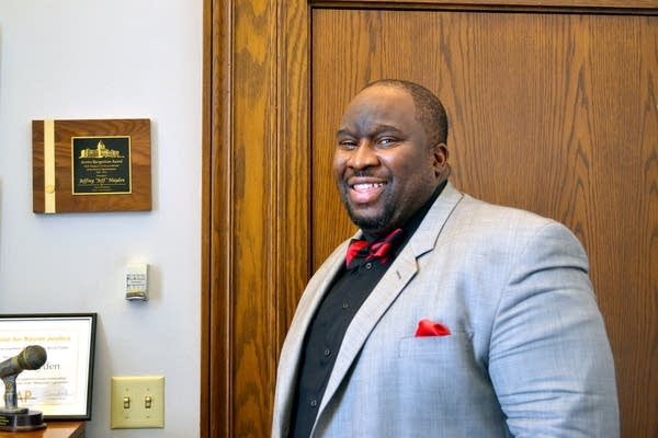 State Sen. Jeff Hayden