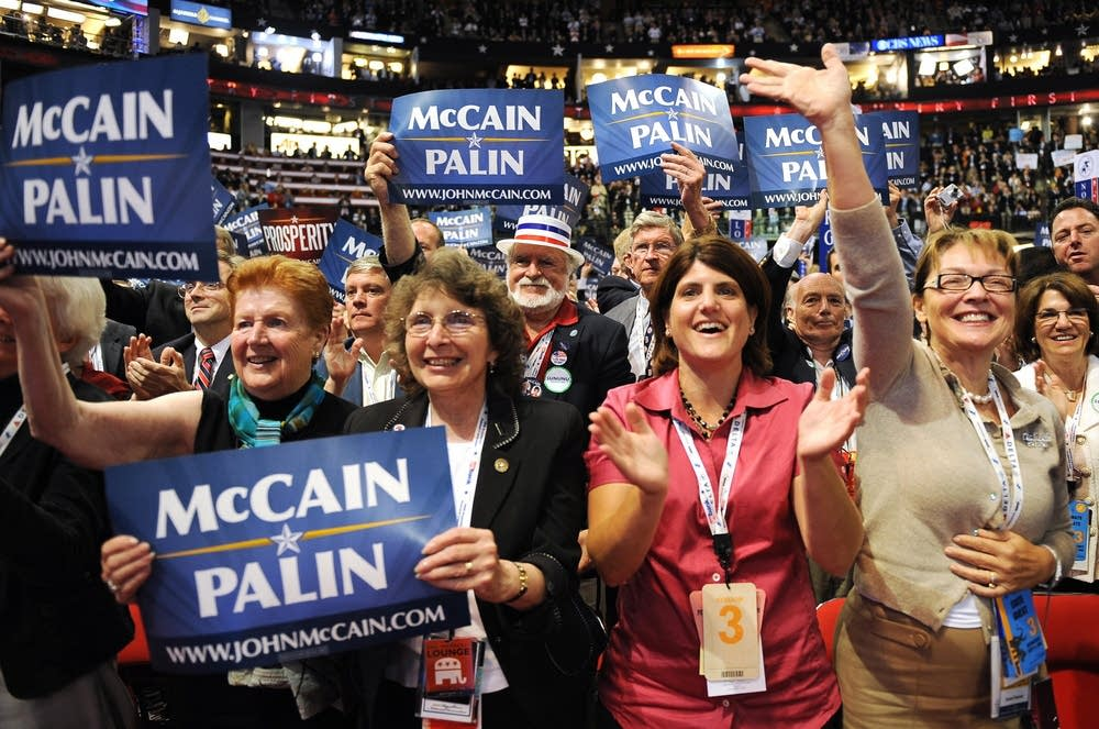 McCain Palin Supporters