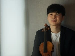 In Mo Yang, PT Young Artist in Residence