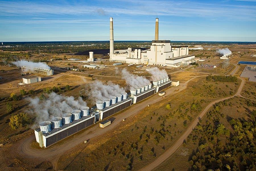 Xcel's Sherco plant in Becker
