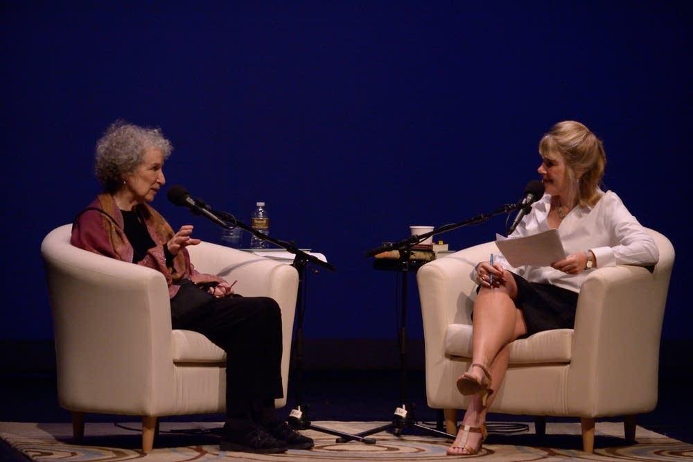 Margaret Atwood, Kerri Miller