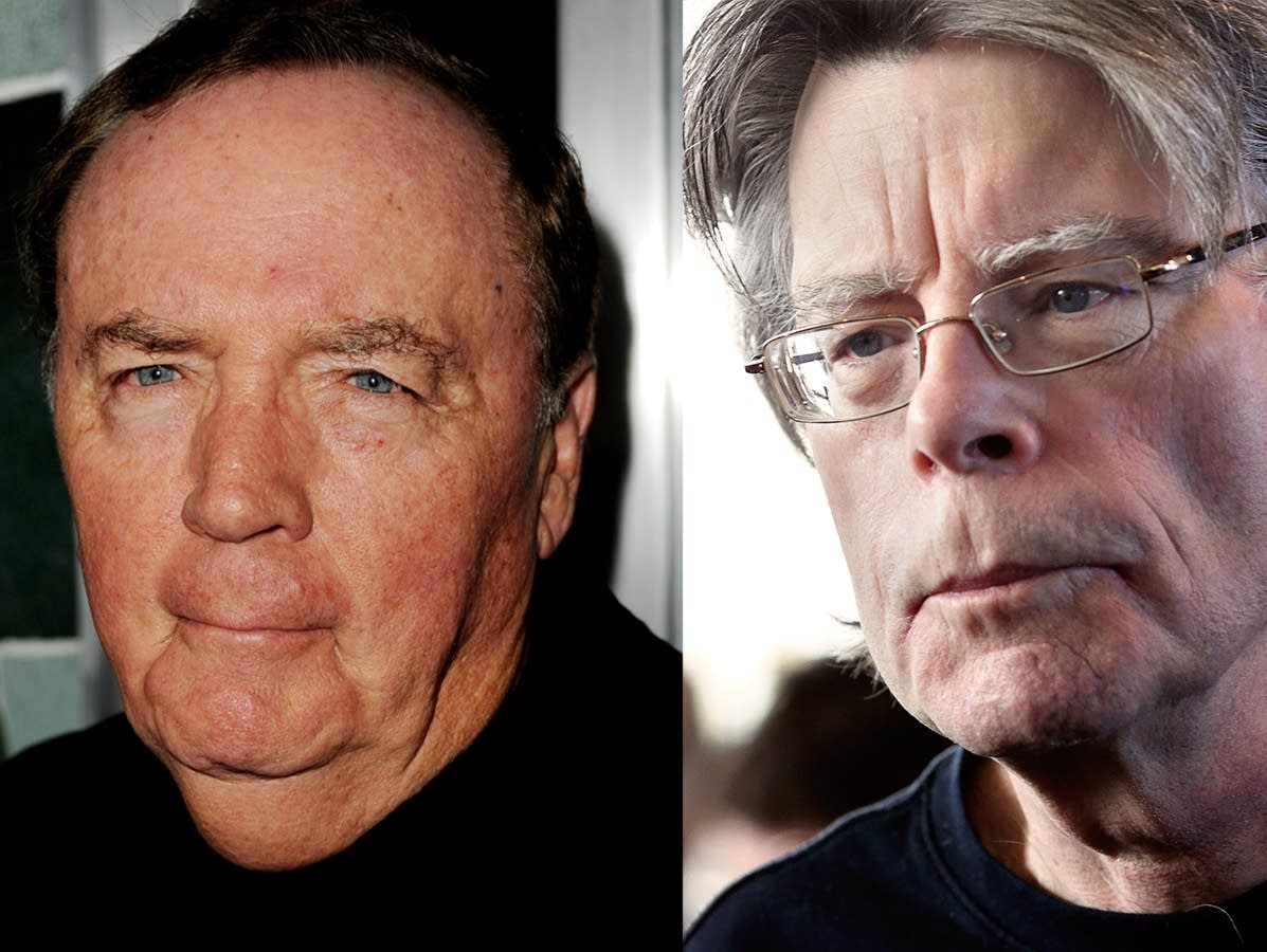 James Patterson plans to write 'The Murder of Stephen King,' then ...
