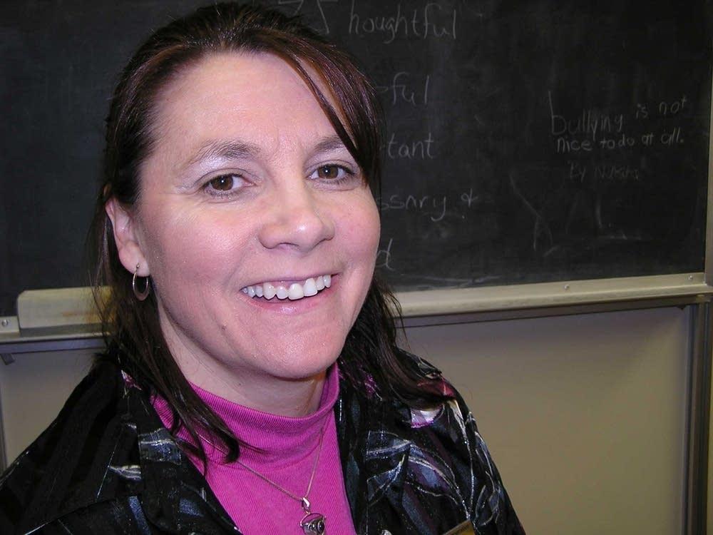 Nadine Brown of Pelican Rapids Schools