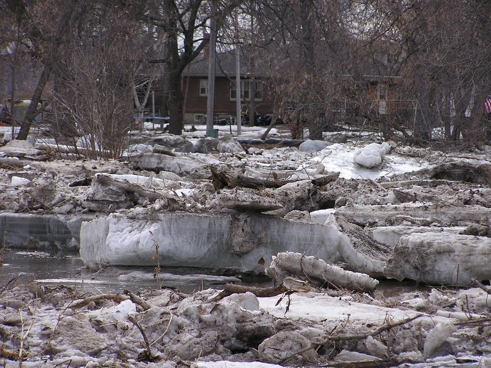 Cleanup begins in flooded town | The Current