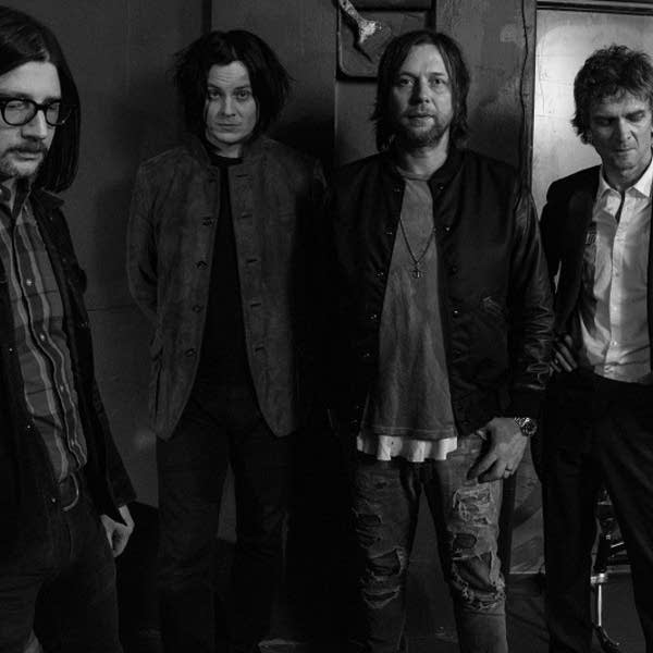 The Raconteurs 2019 press image