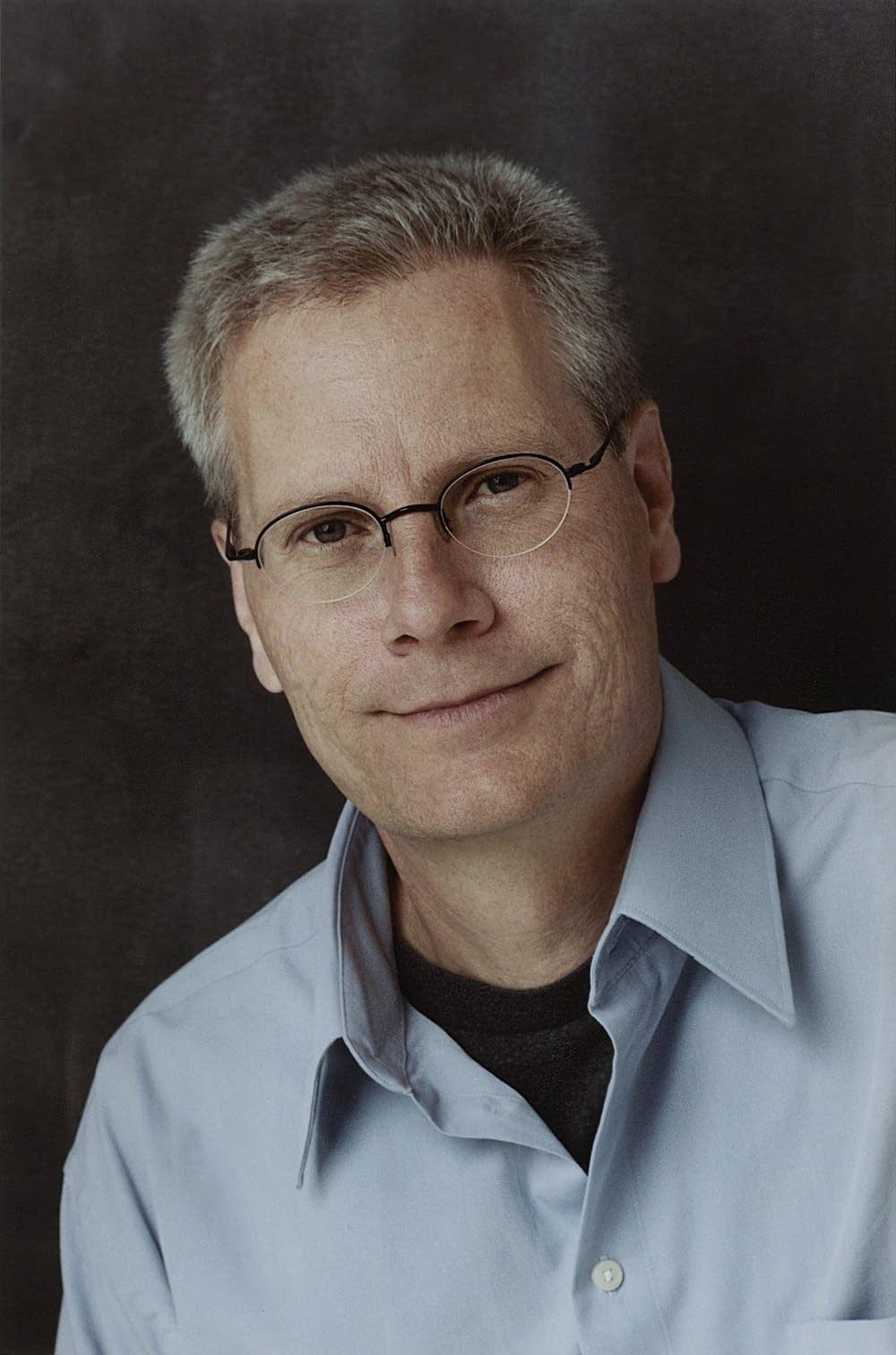 Author Lin Enger
