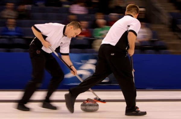 Curling Olympic Trials