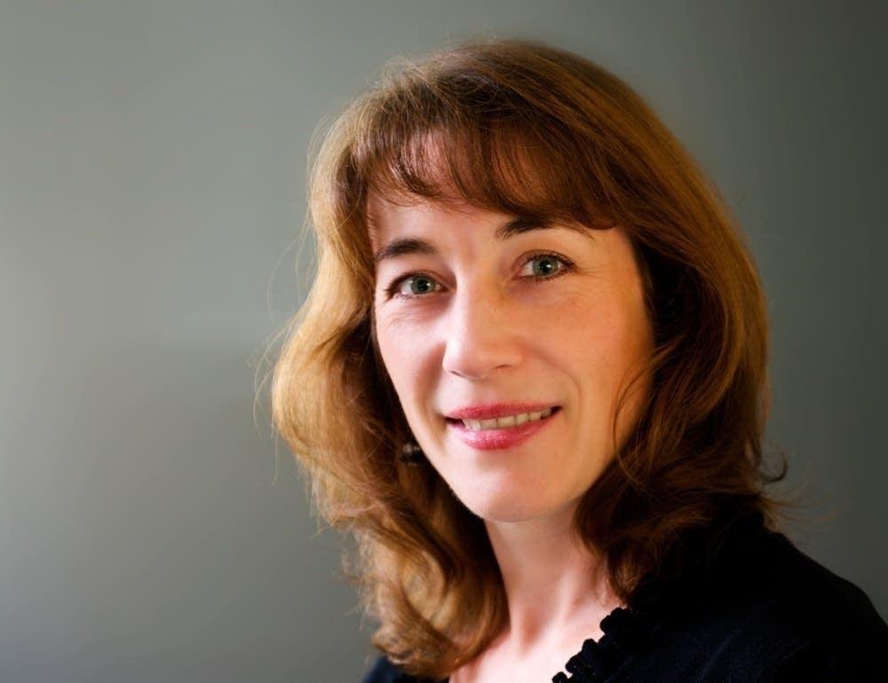 Clarinettist, Jennifer Gerth